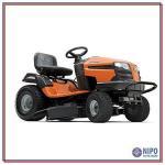 Trator cortador de grama a gasolina