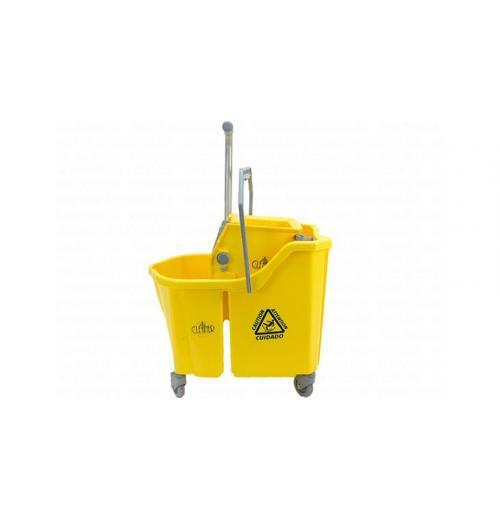 Balde Espremedor 33 litros WB Duplo Cleaner