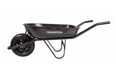 Carrinho de mão caçamba metalíca rasa – Tramontina