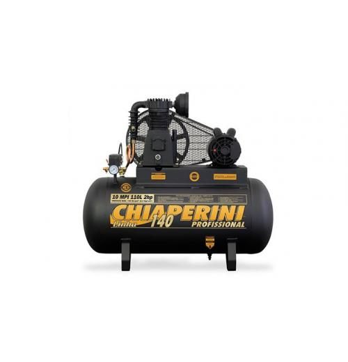 Compressor de Ar Chiaperini 10 MPI 110L