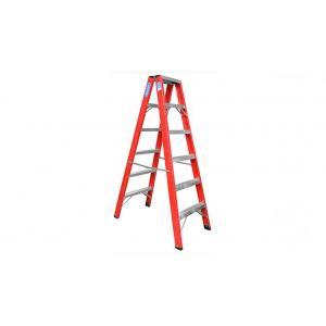 Escada Profissional Pintor Fibra de Vidro Alulev