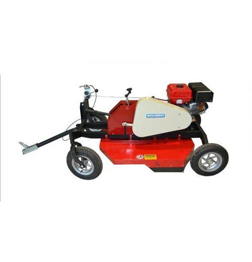 Roçadeira Motorizada para Quadriciclos Moldemaq