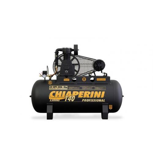 Compressor de Ar Chiaperini 20 MPI 200L