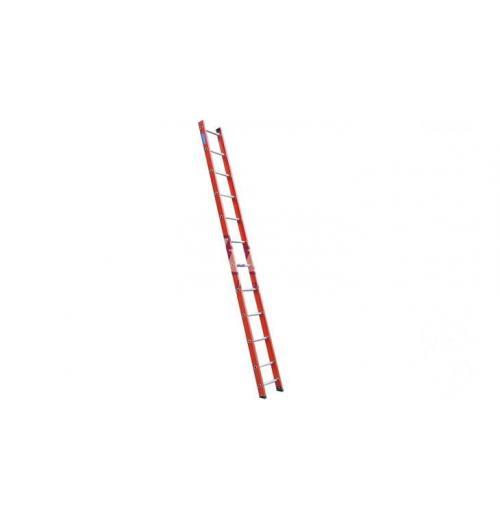 Escada Profissional Fibra Singela Alulev