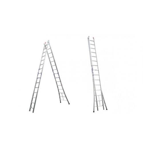Escada Profissional Super 15 Alulev