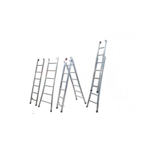 Escada Profissional Supra 3 em 1 Alulev