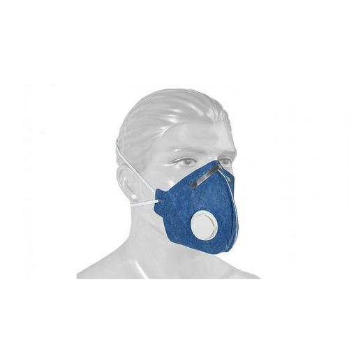 Máscara Respiratória com Valvula PFF1