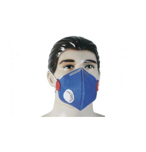 Máscara Respiratória com Valvula PFF2