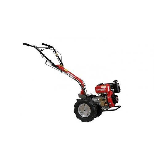 Micro Trator Kawashima MWD 522