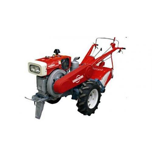 Micro Trator Kawashima ZT15