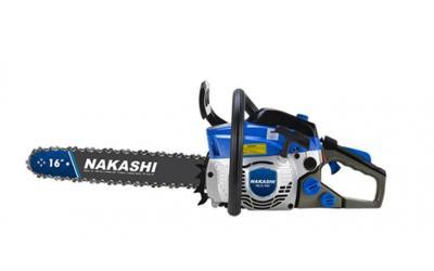 Motosserra a Gasolina Nakashi NCS400