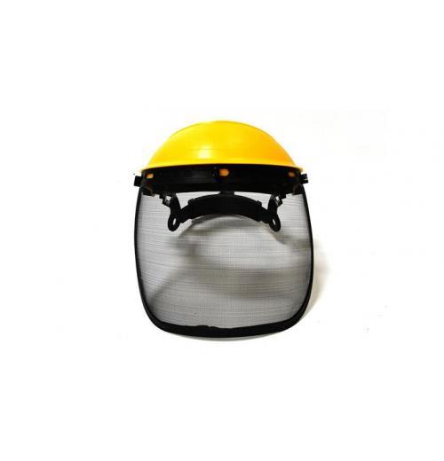 Protetor Facial Tela de Nylon com Carneira