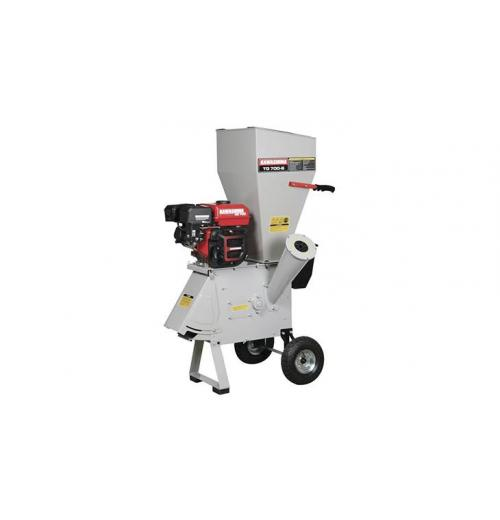 Triturador de Galhos Kawashima TG 700-S